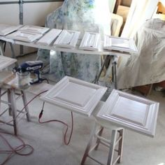 How to Spray Paint Cabinets Like the Pros   Pinterest   Spray paint ...