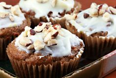 White whole wheat flour (Recipe: carrot cake cupcakes with lemon frosting) - The Perfect Pantry®