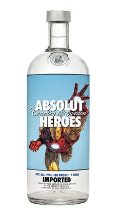 8283112711262631 A World Icon: Absolut Vodka Advertisements and Designs