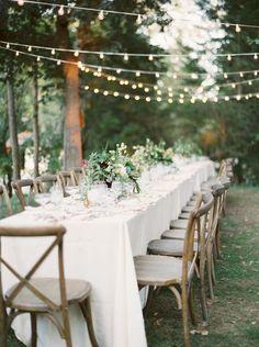 Mini wedding | As 10 melhores e mais pinadas decorações nos EUA - Portal iCasei Casamentos