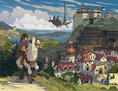 Gael Bertrand on INPRNT. Check out these fantastic... - SUPERSONIC ART