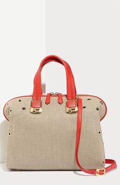 Fendi Chameleon Small Grommet Tote Bags Beautiful