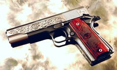 Colt 1911 - Absolutely Gorgeous Save those thumbs & bucks w/ free shipping on this magloader I purchased mine http://www.amazon.com/shops/raeind   No more leaving the last round out because it is too hard to get in. And you will load them faster and easier, to maximize your shooting enjoyment.