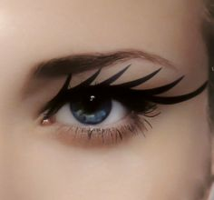 - Pack Contains 4 Different Eye Liner Sets - Safe and Easy to use temporary eye transfer - Great Look for any style - Gothic, Deathrock, Black Metal and more. - The Sexy eyes temporary eye tattoo is a