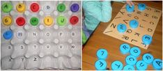 9 szuper gyerekjáték egyszerű műanyagkupakból - A mókusok spórolnak. Triangle, Blog, Tips, Blogging, Counseling