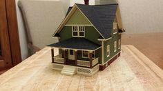 Whittemore HO Scale Train Table - Feb 2015 - Atlas House - Kim's Classic American home