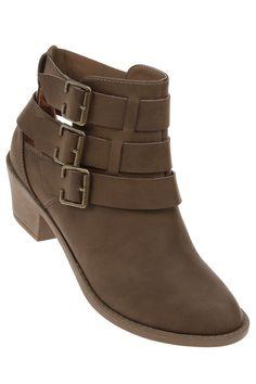 Boots Femme - Tati