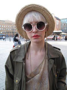 Moda uliczna w Helsinkach, fot. Milja Atu