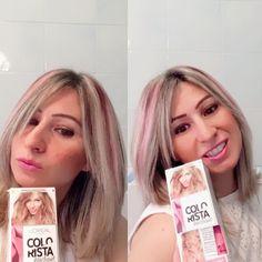 Dai una nuova luce hai tuoi capelli con Colorista! La mia opinione su questo prodotto per capelli targato L'Oréal Paris.