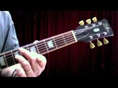 Johnny B Goode, Chuck Berry (Guitar Lesson) How to play - YouTube