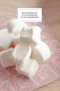 La mariee aux pieds nus - DiY - Recette de guimauve a la framboise et au champagne