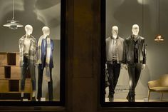 Cortefiel Window aw15 menswear womenswear
