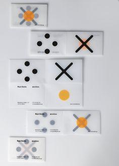 Psychology and form by Joshua Olsthoorn / Graphic, via Behance Book Design, Layout Design, Design Art, Print Design, Ticket Design, Grafik Design, Stationery Design, Design Reference, Identity Design