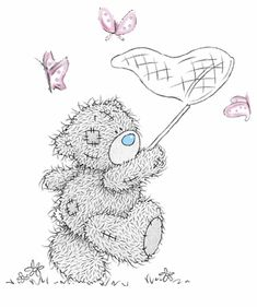 Tatty Teddy [more at pinterest.com/eventsbygab]