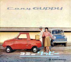 Cony Guppy