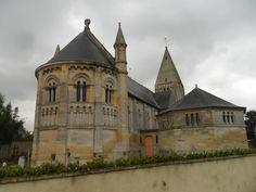 Église St Georges - Basly