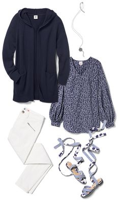 Check out five unique ways to mix and match the Te Amo Blouse with other cabi items!