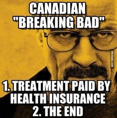Canadian Breaking Bad...