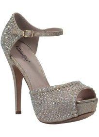 Mary Jane Platform by Coloriffics, Style Valentine #davidsbridal #homecoming2014 #shoes