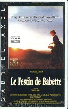 Le Festin de Babette, de Gabriel Axen