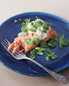SAFE AND SUSTAINABLE SEAFOOD RECIPIES. Baked Wild Salmon with Almond-Lime Sauce: 1/30 delicious recipes.
