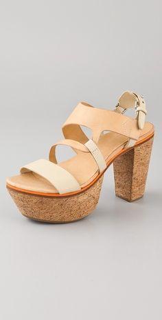 Rag & Bone Newport Platform Sandals