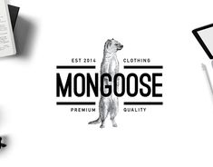 Mongoose is a clothing brand base in London - England. Mongoose is a name of the african animal. its a trendy minimalist clothing brand.The concept of the brand is very simple,, but need to be friendly, contemporay and fashionable. For now, we Mongoose s… Hipster Fashion, Hipster Style, Women's Fashion, Typo Design, Mongoose, Brand Identity, Branding, How To Plan, Artworks