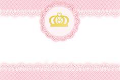 convite princesas diferente - Pesquisa Google