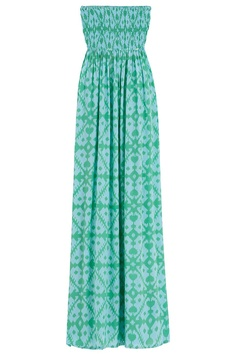 Ikat Pull On Maxi Dress By COOL CHANGE @ http://www.boutique1.com/