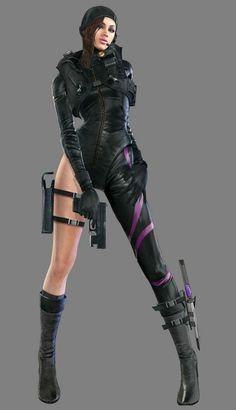 Resident Evil ~ Lisa W Pins