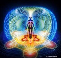 energy fields, torus, sacred geometry