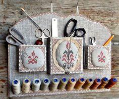 Needlework Organizer Tutorial