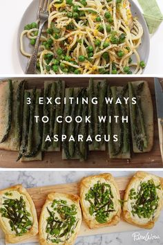 3 Actually Exciting Ways to Cook with Asparagus via @PureWow