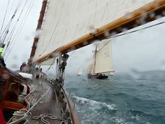 On the way of Christoph Columbus. If People Were Rain, Classic Sailing, Looking For Alaska, All Nature, Sail Away, Set Sail, Cruise Travel, Tall Ships, Thing 1