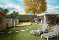 8 best 8 idee per arredare il tuo giardino! images on Pinterest ...