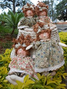 Boneca Belinha! by Sherry - Maria Cereja, via Flickr