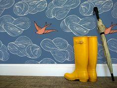 Daydream Wallpaper (Blue)
