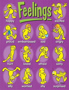 Feelings and emotions2