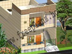 12x45 Feet House Interior Design Plans Pinterest