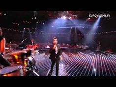 Kurt Calleja - This Is The Night - Live - 2012 Eurovision Song Contest Semi Final 2   LOVE KURT AND THIS SONG