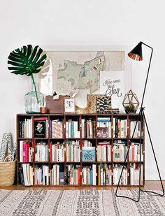 Les livres dans la déco | elephant in the room
