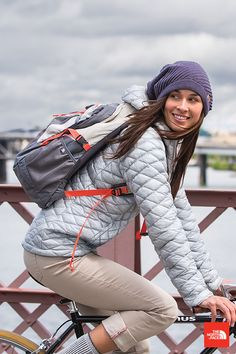 New styles, an expanded color selection, and the same trusted warmth for anywhere you go and however you get there – ThermoBall. Find the perfect one for you today.