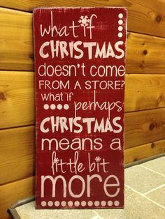 christmas wooden signs - Google Search