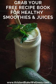In the mood for some fresh new juice and smoothie recipes? Well you're in luck because I've got a whoole free book of healthy, nutritious, and delicious juice and smoothie recipes coming at ya! I bet you can taste that refreshing smoothie now! Download free here! #Smoothie #SmoothieRecipes #HealthyDrinks #Detox #WeightLoss #Drinks #HealthyEating #Wellness #Nutritious #Juices #HealthyJuices #Healthcare #NaturalHealthcare #Wellbeing #BodyDetox #Detox #ProteinShake #HealthyShake #HomemadeShake