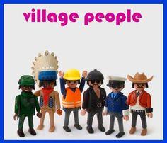 Village People Playmobil