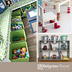 Kids rooms are the perfect place for you to play with fun DIY ideas. From practical storage to silly accessories, your kids will love it!
