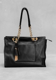 d12a9338da All bags -   Other Stories. Leather Tassel
