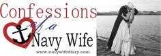 Navy Wife Diary blog