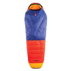 With its 800-fill water-resistant duck down and 15-degree rating, the Sueño Sleeping Bag is lightweight, toasty, and perfect for both backpacking and car-camping adventures.