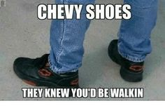 Slam the Chevy now! Chevy Memes, Ford Jokes, Truck Memes, Truck Quotes, Funny Car Memes, Car Humor, Really Funny Memes, Hilarious, Funny Stuff